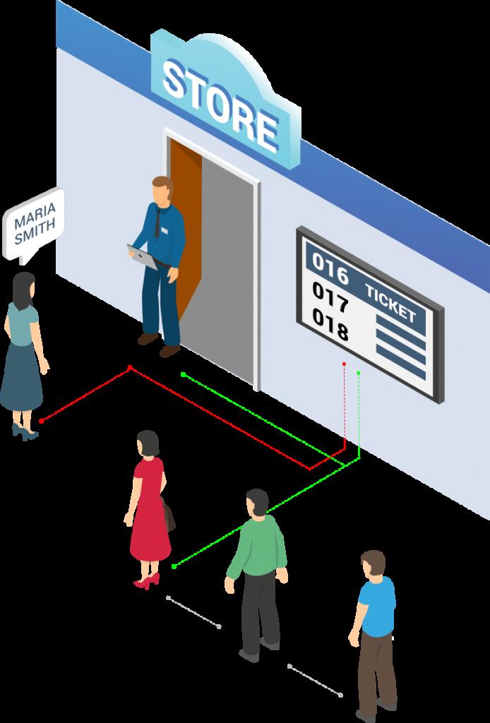 Zero Contact - Portier system