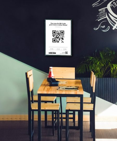 ZeroContact - Digital Menu by QRCode