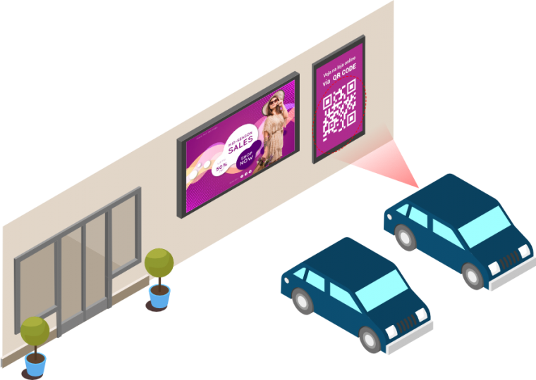 ContactoZero - Compras no carro por QRCode